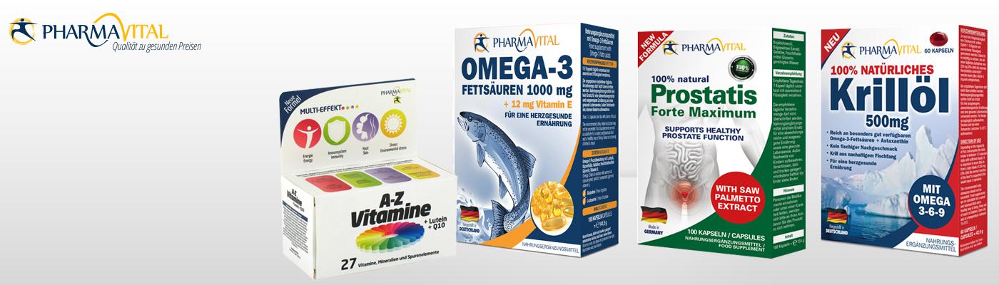 Хранителни добавки с немско качество.