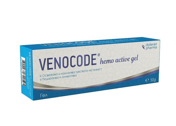 Венокод Хемогел